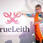 Prue Leith presents distinguished alumni awards during her South African visit