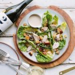 Recipe | Spier's Super-easy Roasted Chicken Caesar Salad