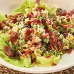 Broccauli Bacon Salad