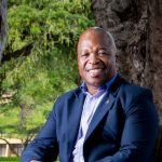 Sun City's General Manager of Hospitality Julian Ramotse is exactly where he wants to be