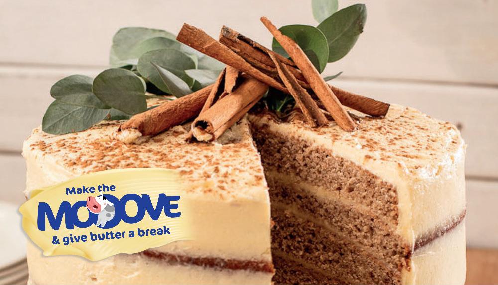 Milk Tart Buttercream Cake