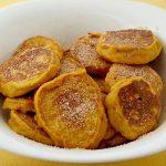 Pumpkin Fritters | Chef Naseer Abdullah