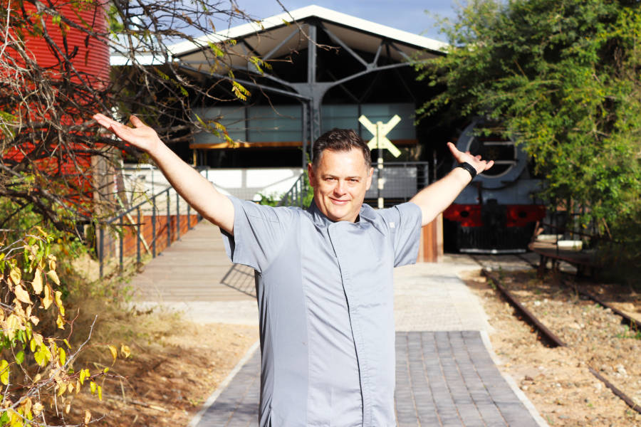 Kruger Shalati Precinct
