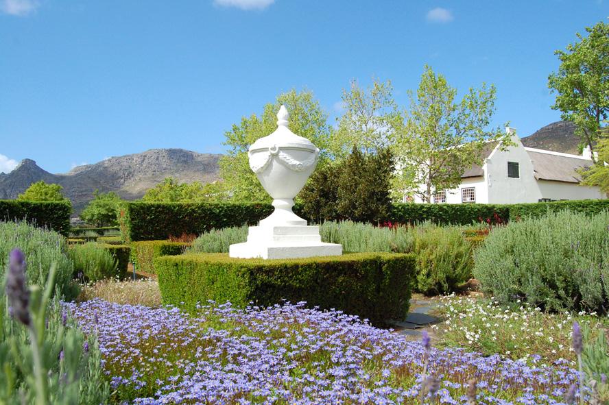 Herb Garden Landscape Steenberg Hotel & Spa