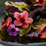 Mosaic launches their new spring menu, Nasturtium
