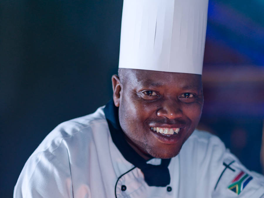 Chef Zacharia Maseko