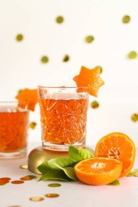 ClemenGold Gin Negroni