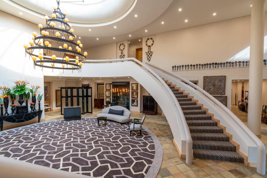 The Saxon Hotel, Villas and Spa