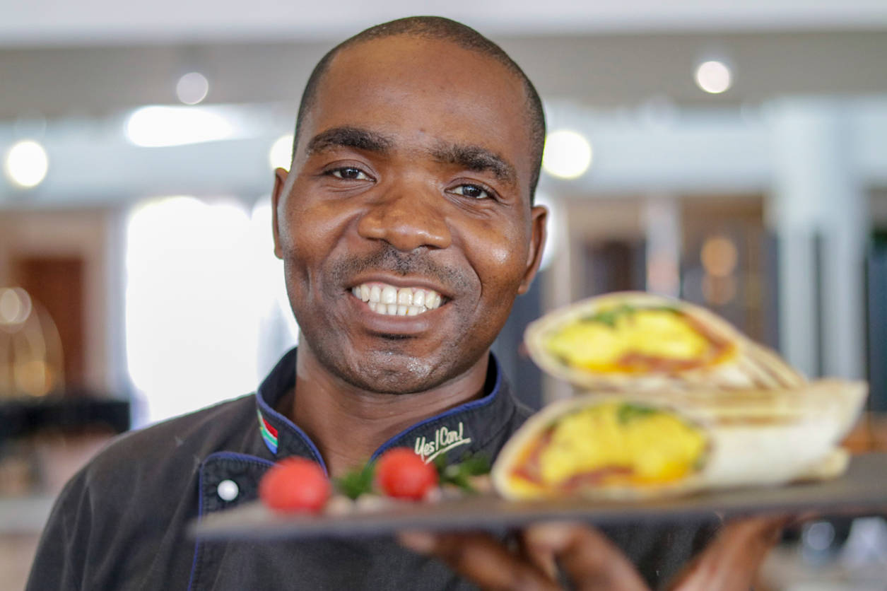 Chef Zola