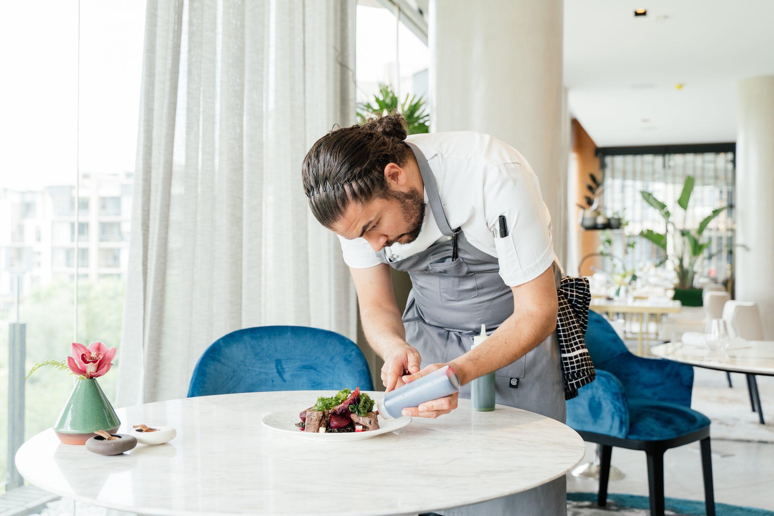 Séjour restaurant - Chef Freddie Dias