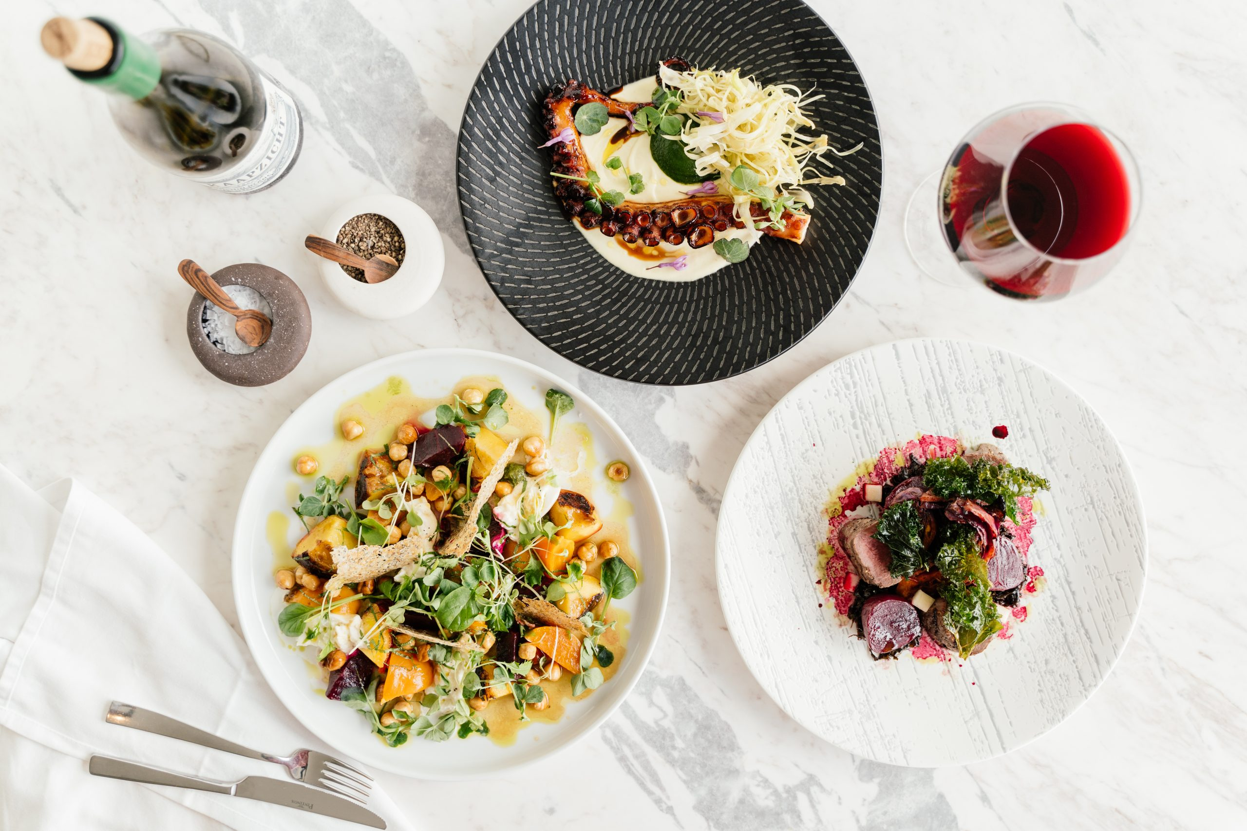 Séjour restaurant - Food & Wine