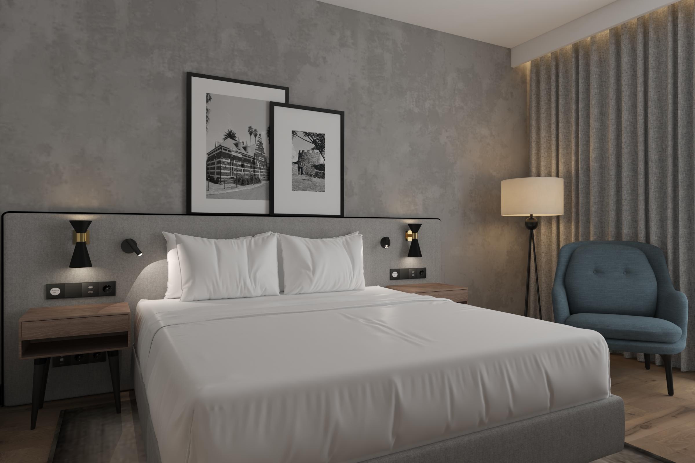 Radisson Hotel Group Middelburg room