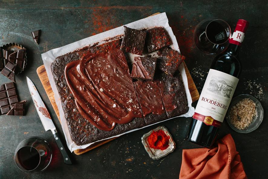 Roodeberg brownies