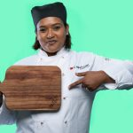 Capsicum Culinary Studio young chef