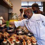 Meet Justin Maharaj: Executive Chef of Kashew Restaurant at The Catalyst
