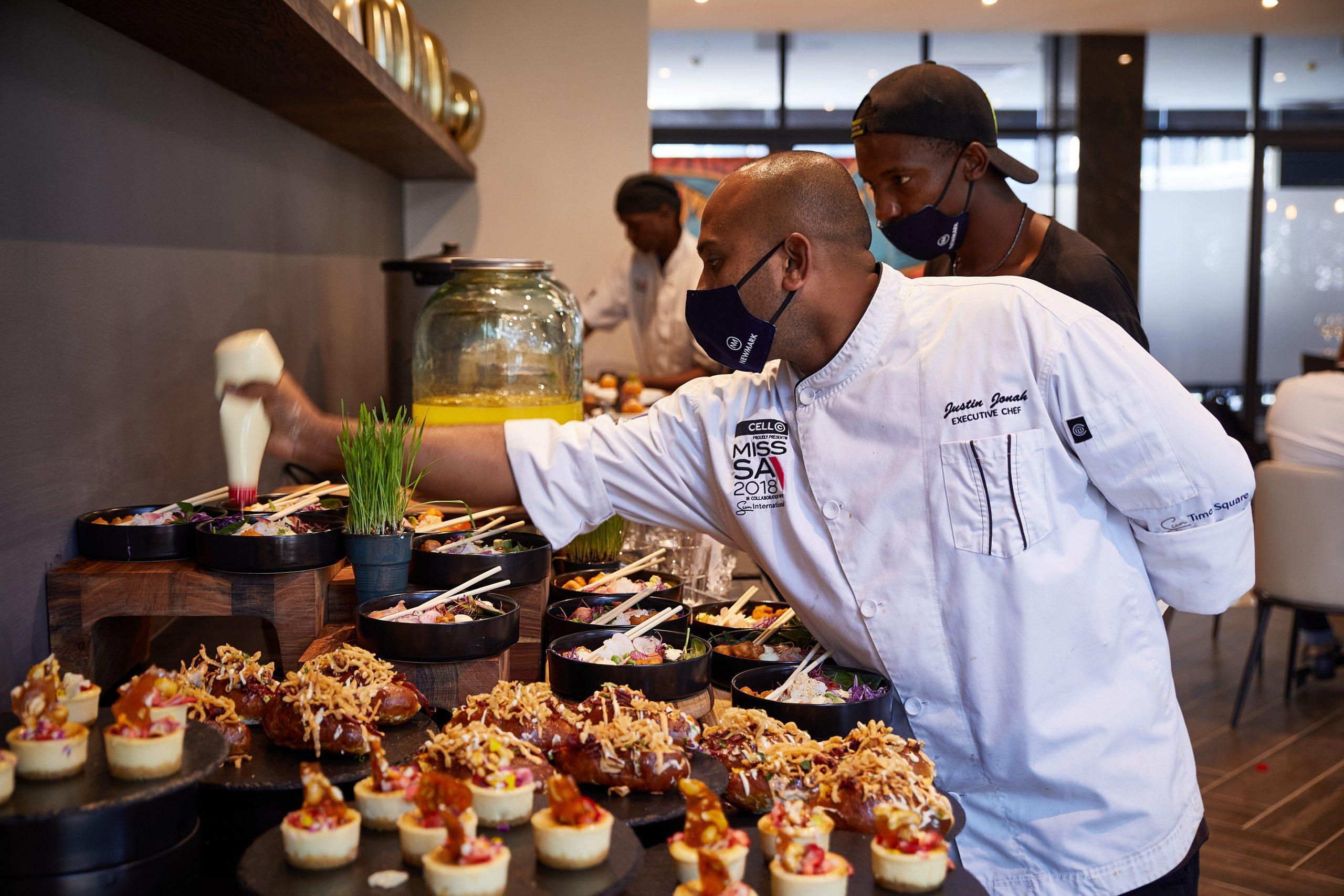 Chef Justin Maharaj