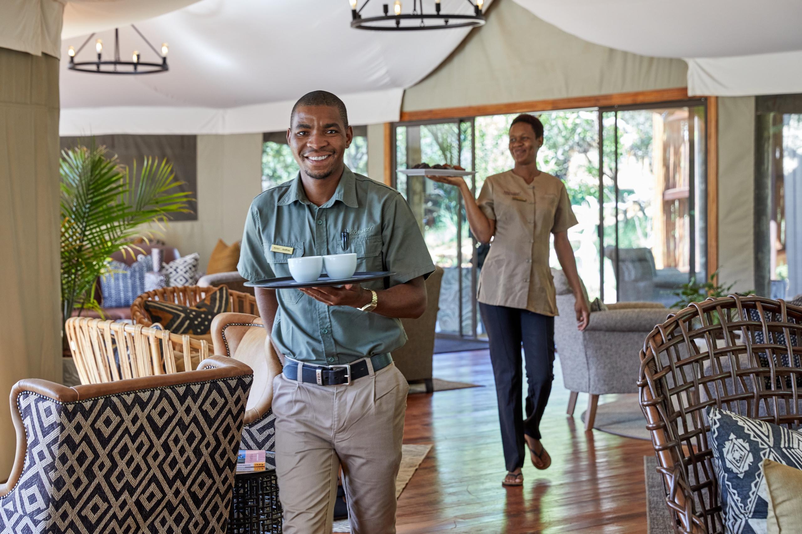 multi-skills teams - Nkomazi Private Game Reserve