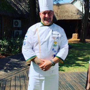 Chef Edward Clegg