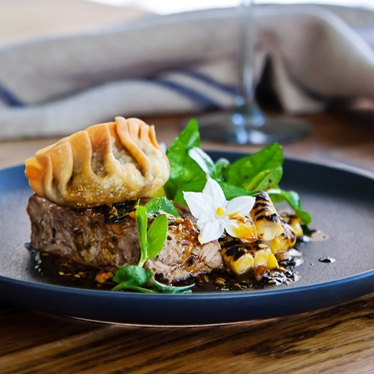 La Petite Ferme - BBQ Pulled Beef Short Rib