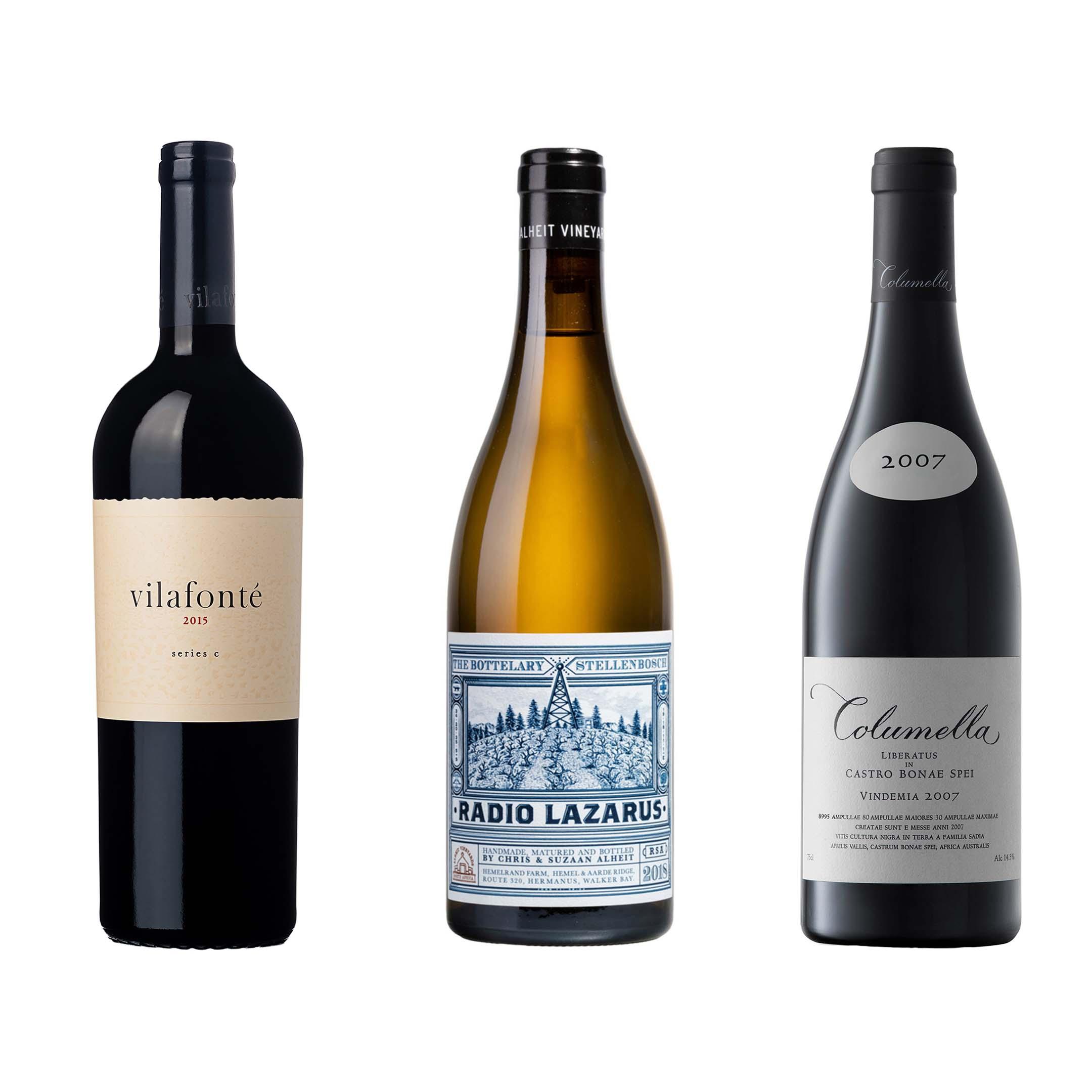 Strauss & Co Fine Wine Auctions