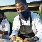 Chefs with Compassion - Mandela Day Jackson Park Chef volunteer