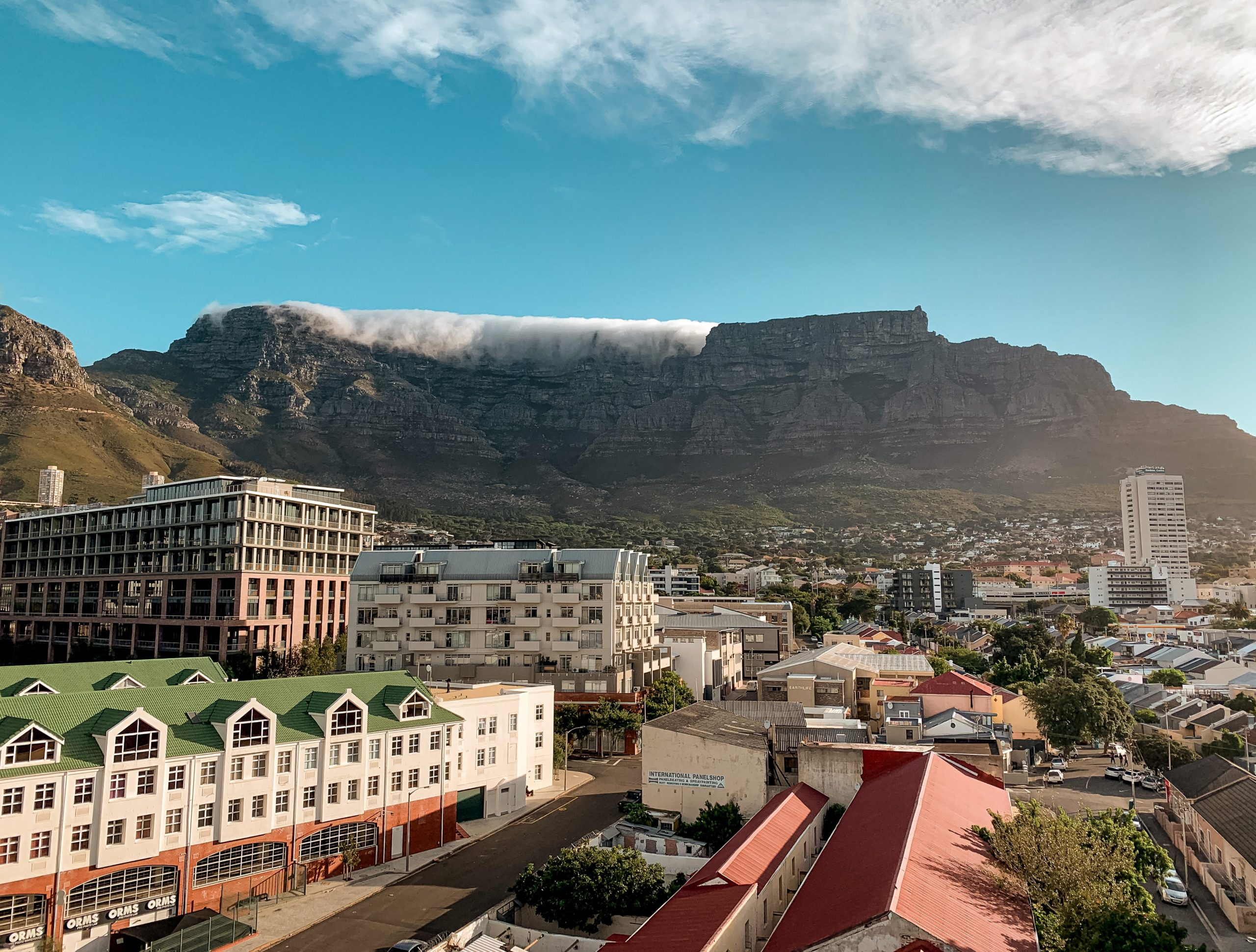 red list - Cape Town