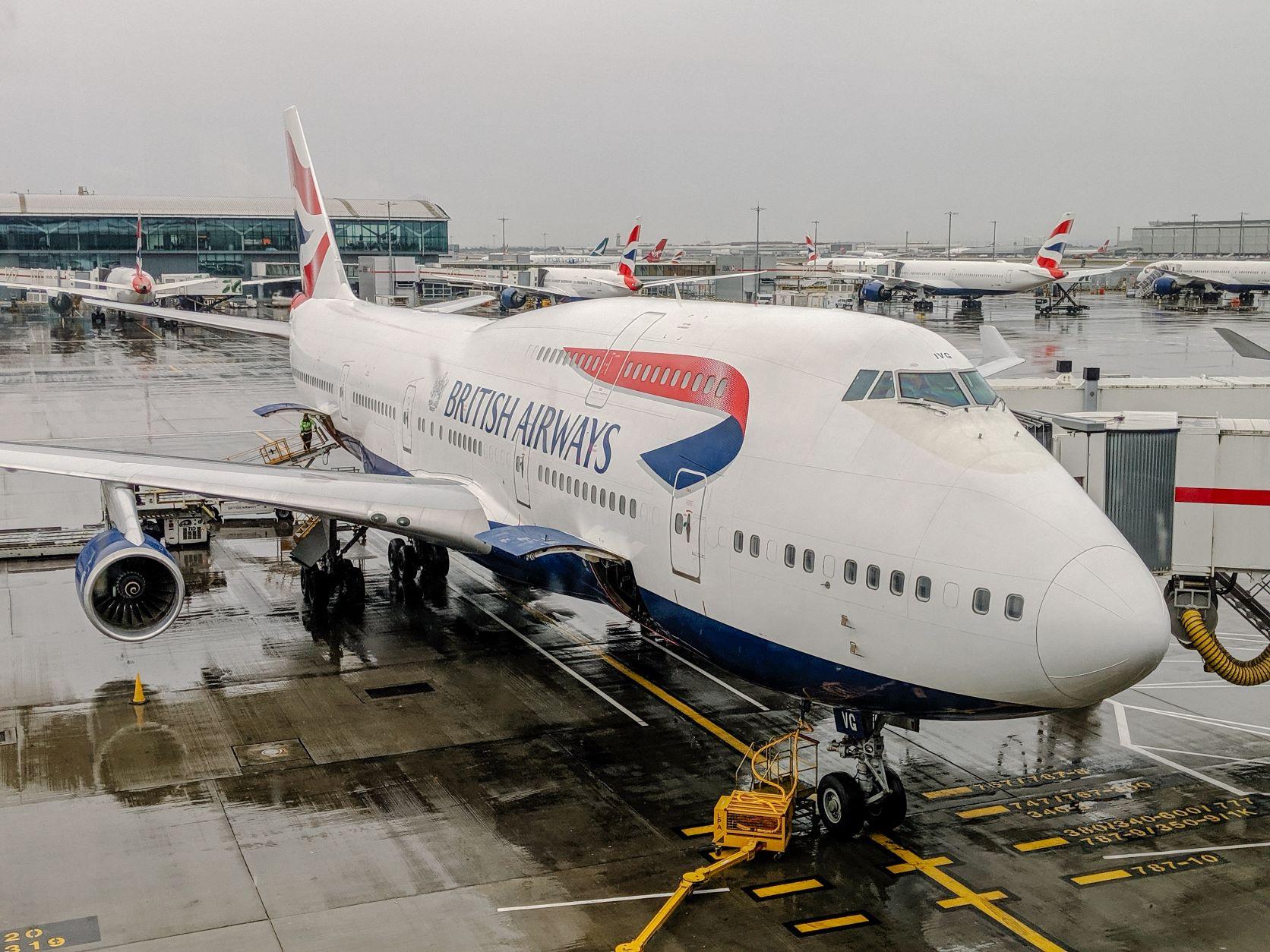 Flight Centre Travel Group - British Airways