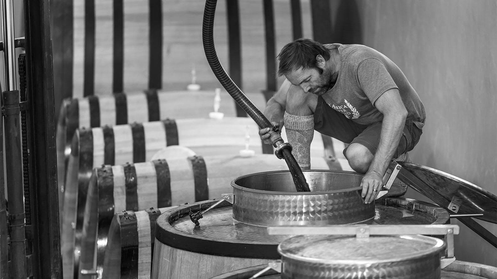 Strauss & Co Fine Wine Auctions Sadie Family Fermentation