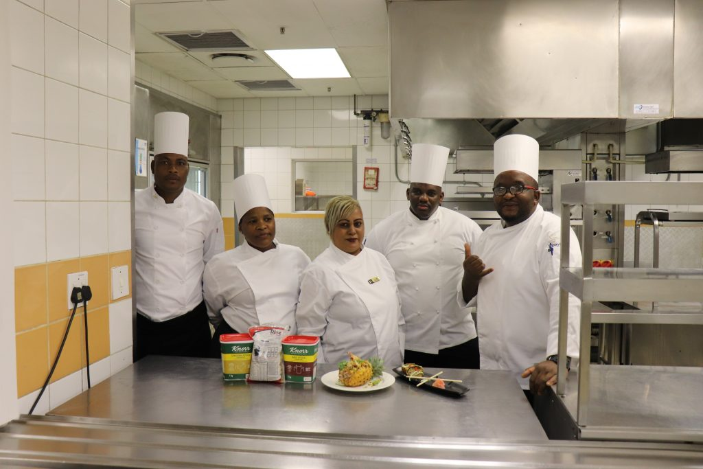 Rise Against Hunger - Sibaya 2021 chefs challenge