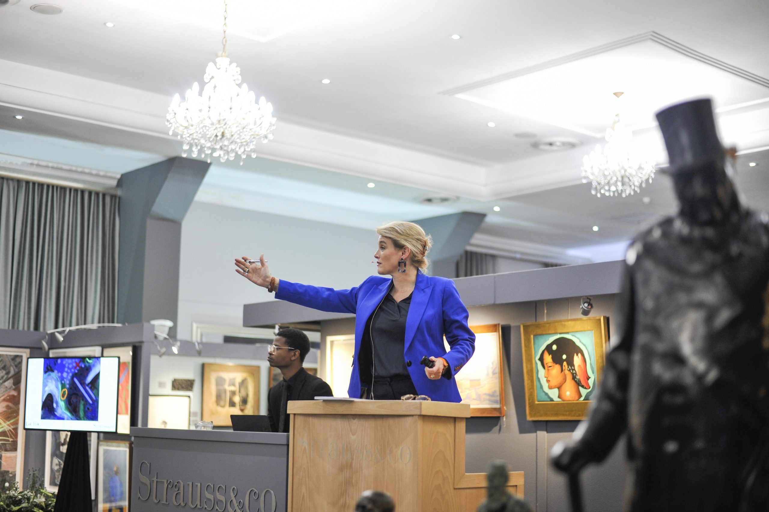 Susie Goodman_Executive Director Strauss & Co auctions